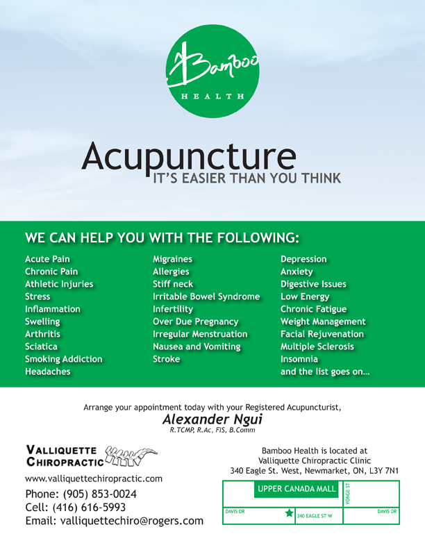 Acupuncture: It's Easier Than You Think